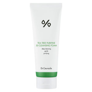 Dr. Ceuracle Tea Tree Purifine 30 Cleansing Foam купити в Україні